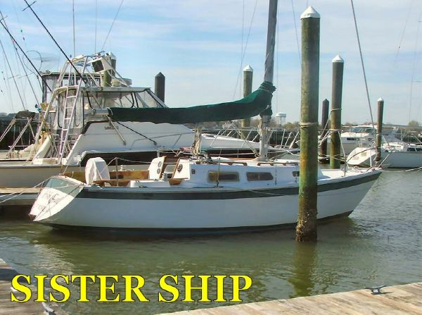 CAL 30 Sister Ship - Cal 30