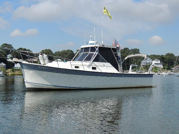 Luhrs Alura Overall