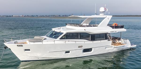 Gulf Craft Nomad 55 Motor Yacht