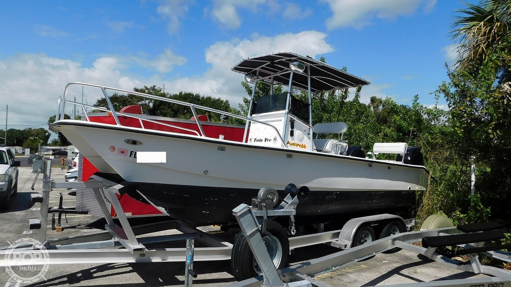 Twin Vee 22 Awesome 1998 Twin Vee 22 Awesome for sale in Fort Pierce, FL