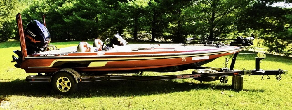 Skeeter TZX 200 2005 Skeeter TZX 200 for sale in Newark, OH