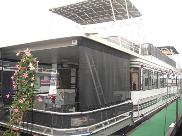 Sumerset Houseboats 16x76WB