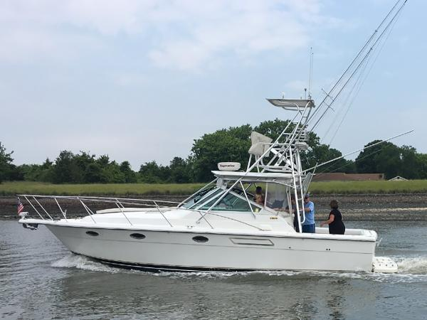 Tiara 3100 Open Profile