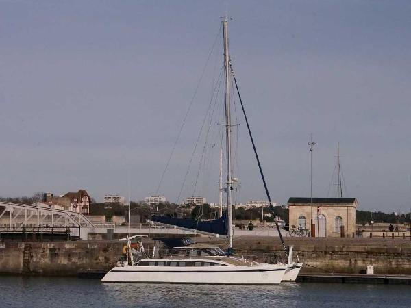 Meta CAT FLOTTEUR 45 AYC Yachtbroker - Cat Flotteur 41