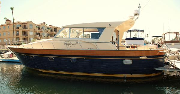 Apreamare 54' Express Cruiser 16m