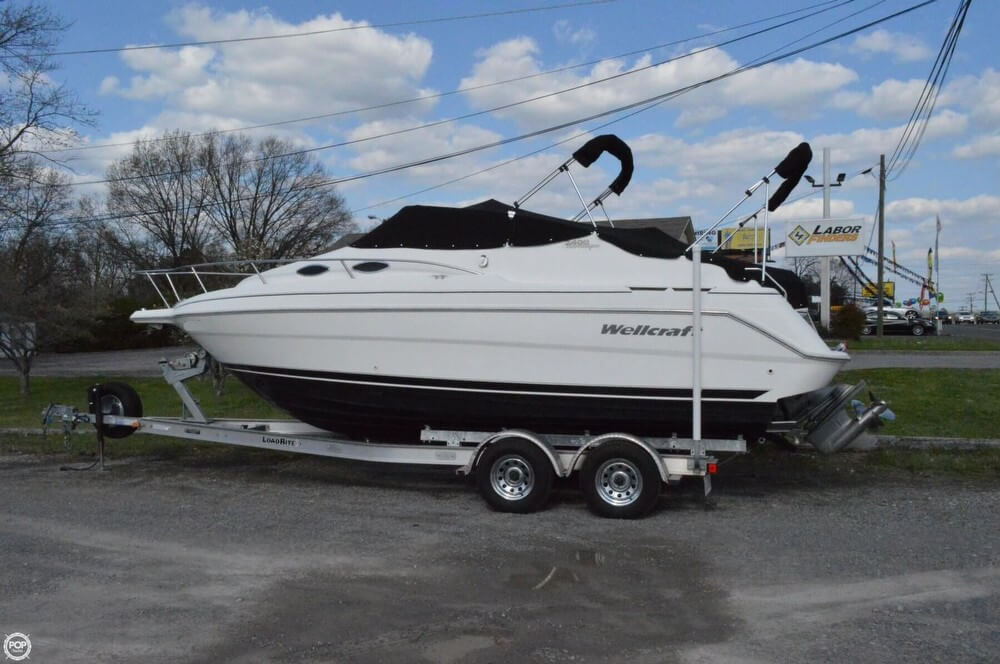 Wellcraft 2400 Martinique 2000 Wellcraft 2400 Martinique for sale in Knoxville, TN