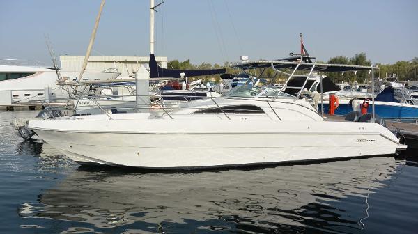 Gulf Craft Silvercraft 33 Motor Yacht