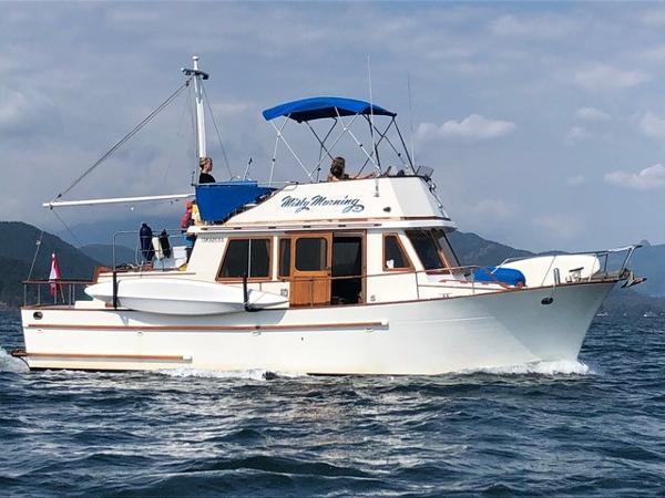 Northern Tri Cabin Trawler