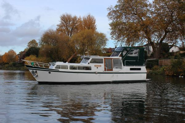 Kempala 36' Dutch Steel Motor Cruiser Kempala 36' Dutch Steel Motor Cruiser
