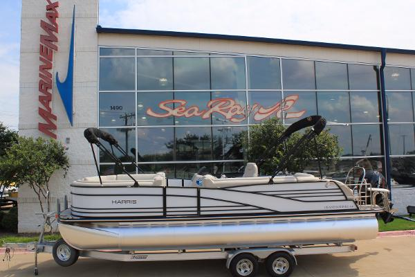 Harris Pontoons Grand Mariner SL 250