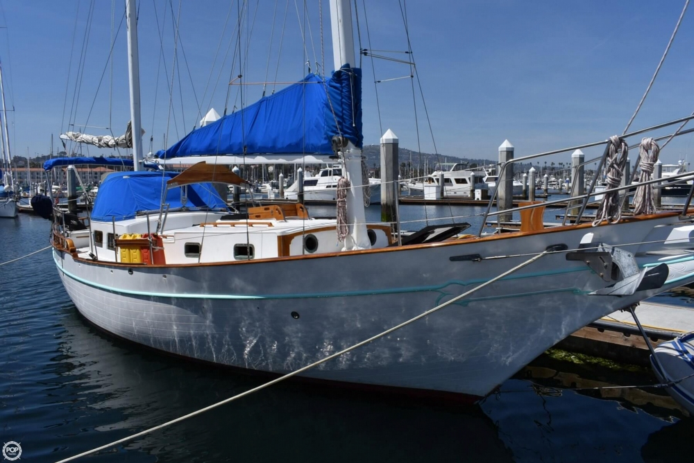 Formosa Yankee Clipper 41 1974 Formosa 41 for sale in San Pedro, CA