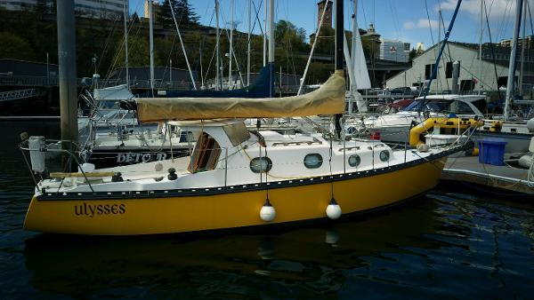 Cascade Custom Starboard Profile