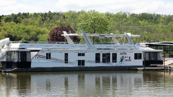 Sunstar Houseboat