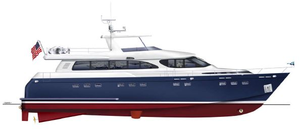 Ruby Yachts Pilothouse Motoryacht 78