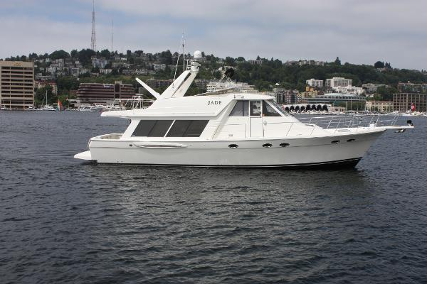 Meridian 490 Pilothouse Jade