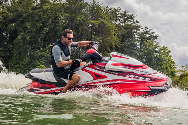 Yamaha Waverunner GP1800 Manufacturer Provided Image