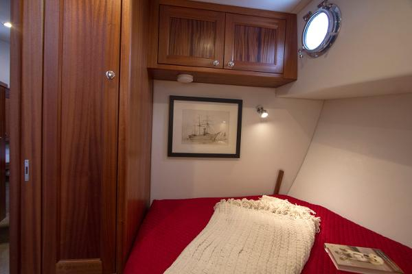 Guest Stateroom Bed Down