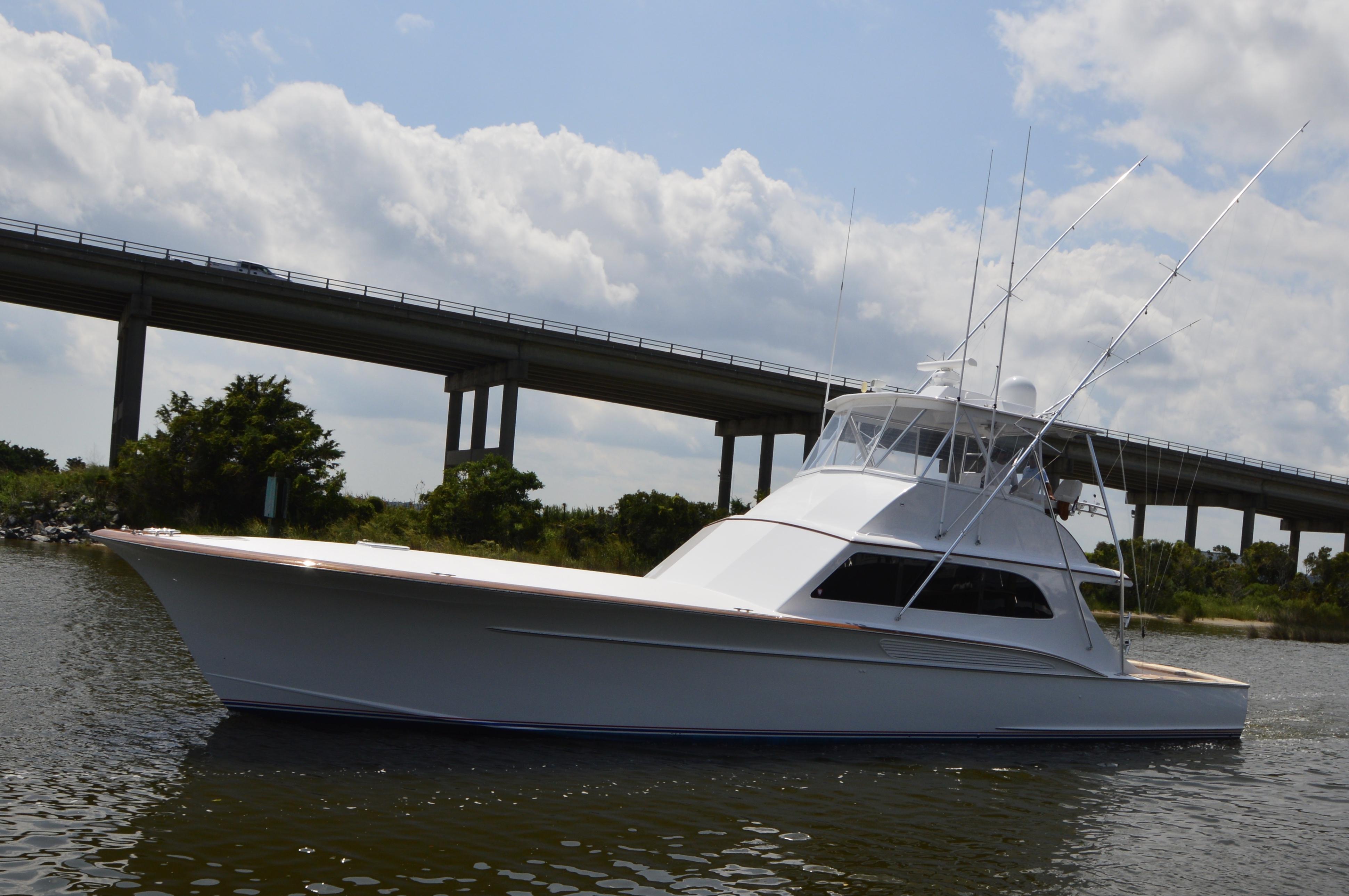 Custom Carolina Sportsman Boatworks Convertible 61 Custom Carolina