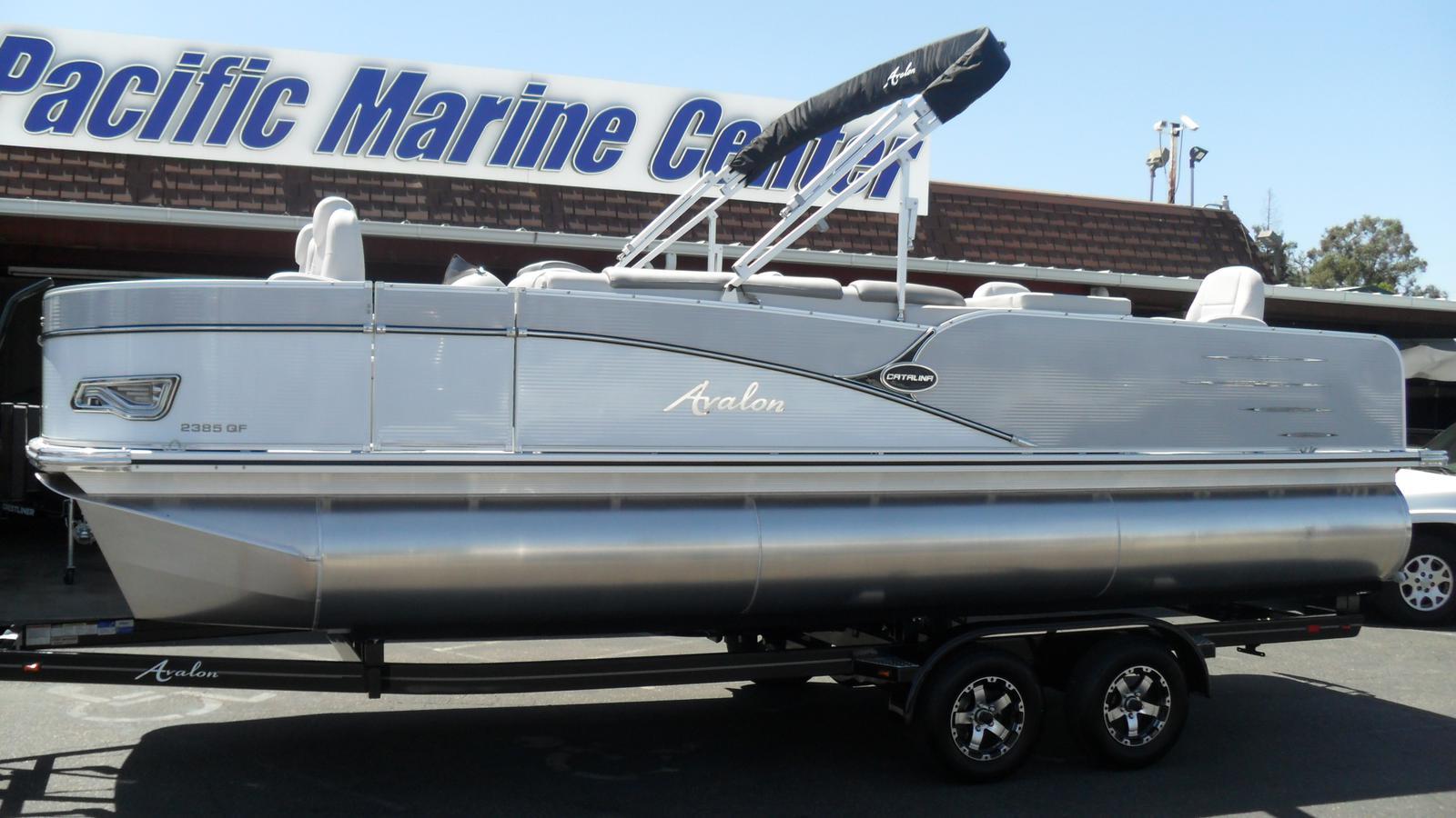 Avalon Catalina Quad Fish 23-Mercury 90hp