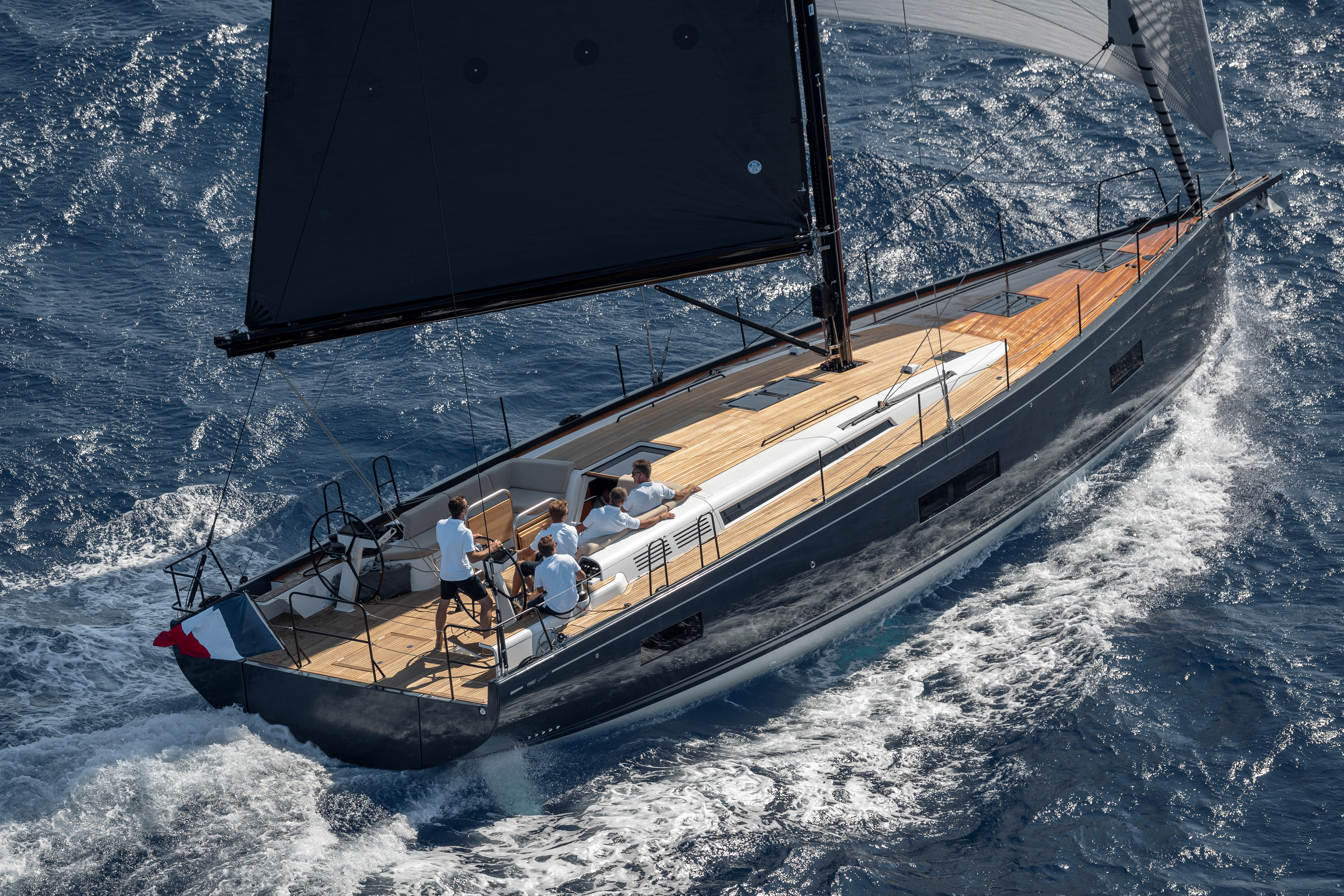 Beneteau First Yacht 53 Beneteau First Yacht 53 - Sailing