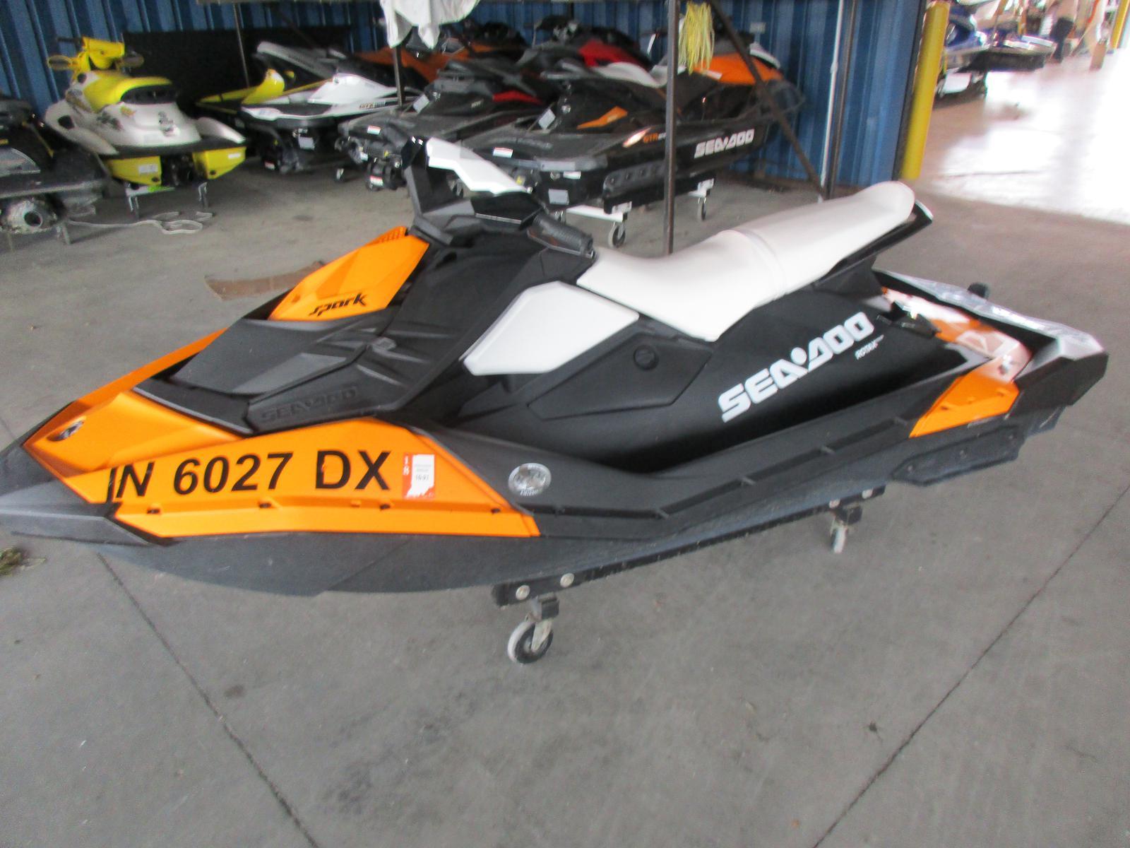 Sea-Doo Spark 3up 900 H.O. ACE