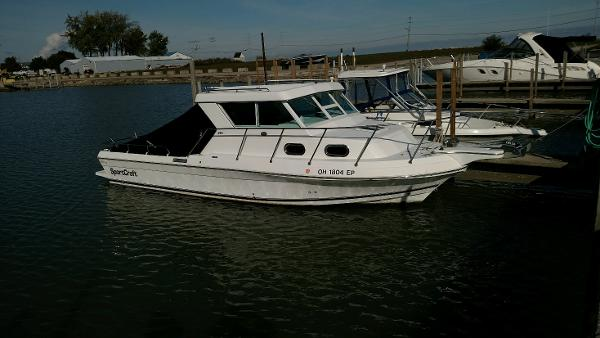 SportCraft 272 Express