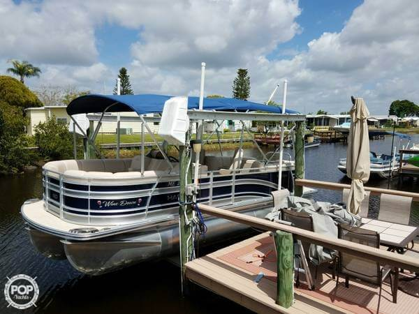 Harris 220 Solstice Coastal Edition 2018 Harris 220 Solstice Coastal Edition for sale in North Port, FL