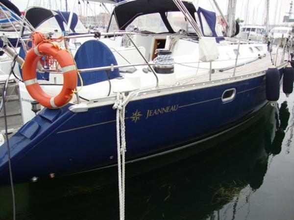 Jeanneau Sun Odyssey 52.2 DSC04460