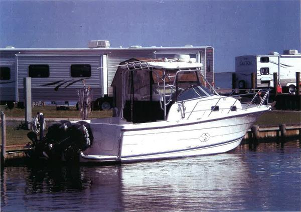 Bayliner 2802 Trophy