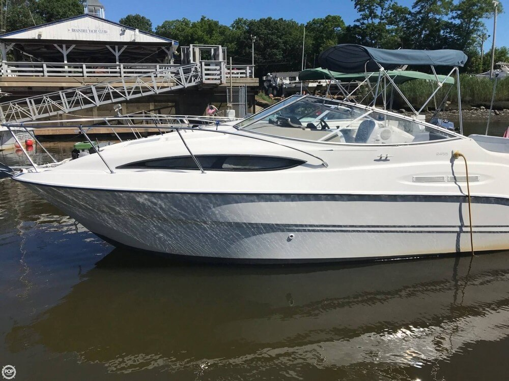 Bayliner 2455 Ciera 2002 Bayliner 24 for sale in Braintree, MA