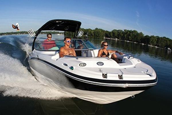Hurricane 2200 sundeck boats for sale for Hurricane sundeck for sale