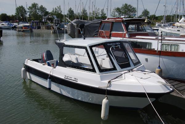 "KingFisher 180S Kingfisher 180s ""Phantom"""