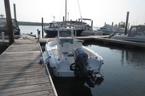 Triumph 195 CC Triumph 195 CC from stern