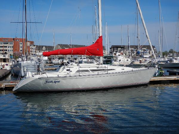 C&C 34+ starboard