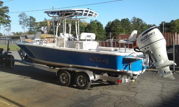 Sea Chaser 26 LX BAYRUNNER