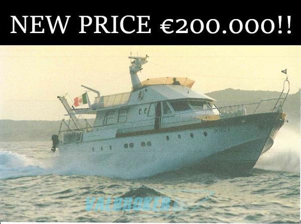Baglietto 20 m Baglietto 20 M  1971 new price (2)