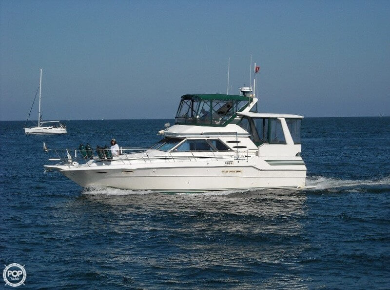 Sea Ray 41 Aft Cabin 1987 Sea Ray 41 Aft Cabin for sale in Hampton Roads, VA
