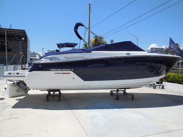 Monterey 258 Super Sport