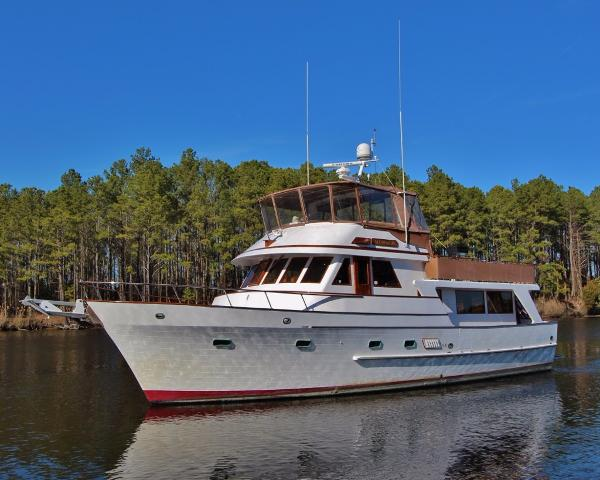 Sea Ranger Pilothouse ALGONQUIN