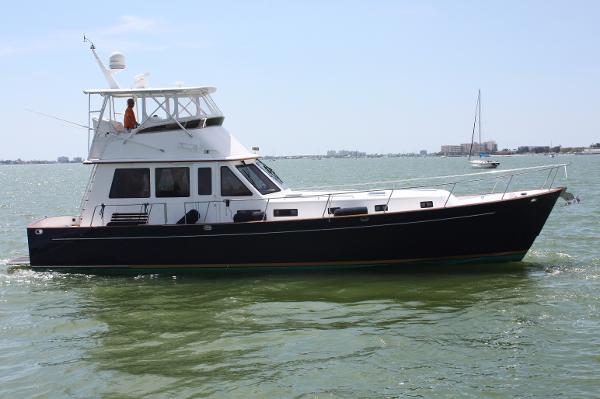 Legacy 52 Legacy Yachts 52 Fly Bridge - Flyaway