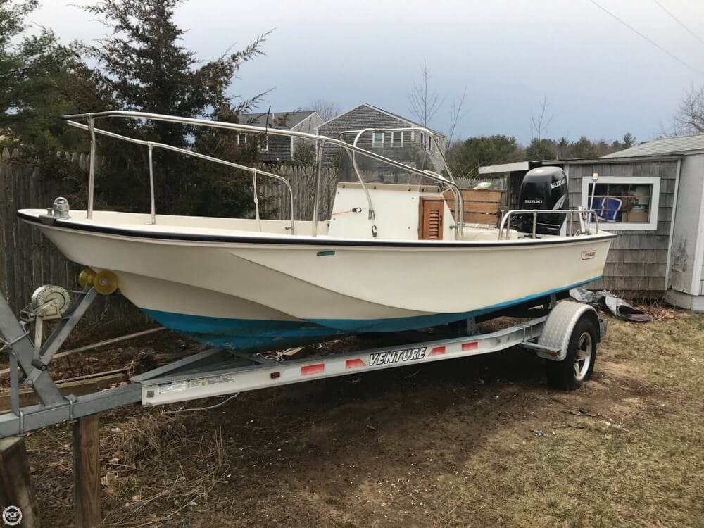 Boston Whaler Montauk 1974 Boston Whaler 17 for sale in Hanson, MA