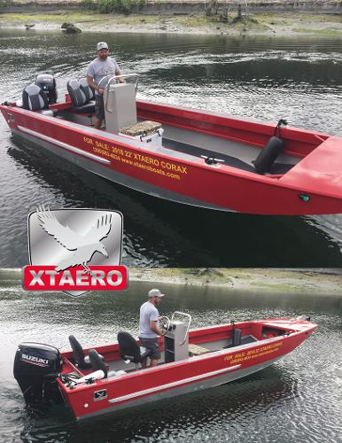 Xtaero Corax Center Console