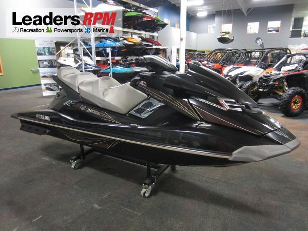 Yamaha WaveRunner FX® Cruiser SVHO™