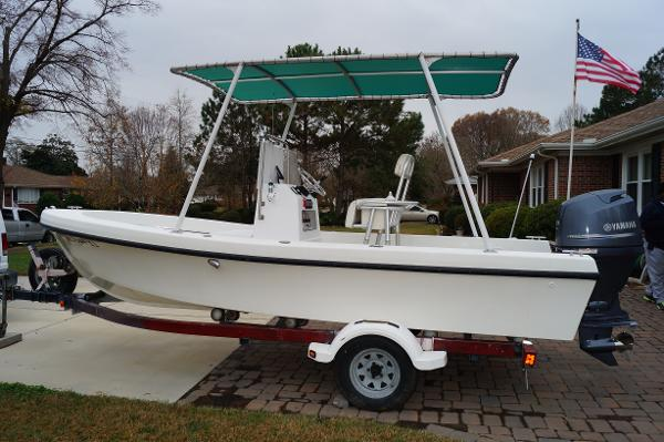 Privateer 19 CENTER CONSOLE W/HARD TOP! 2004/2016 PRIVATEER 19CC NEW 90HP YAMAHA FOUR STROKE!!