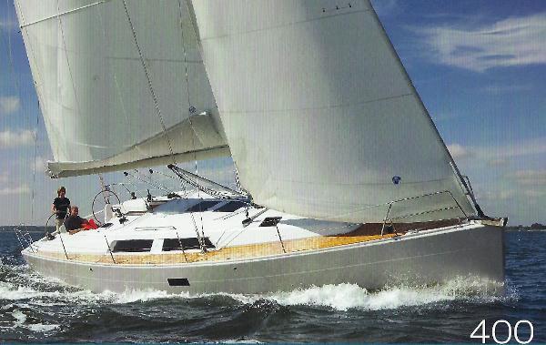 Hanse Yachts 400