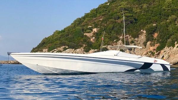 Benetti 58 Offshore