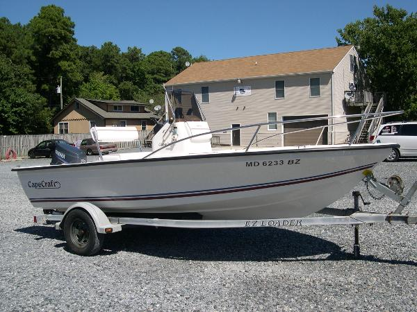 Cape craft boats for sale for Skiff craft boats for sale