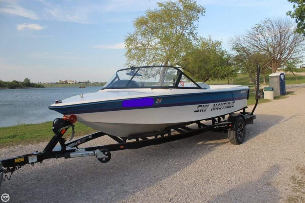 Correct Craft ski nautique 19 1995 Correct Craft Ski Nautique 19 for sale in Fort Worth, TX