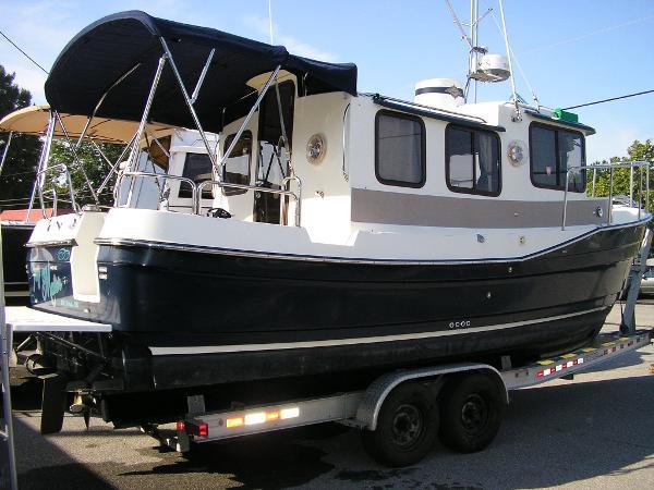Ranger Tugs 25 ft