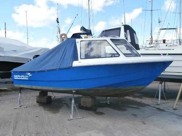 Seahawk Fastcatch 18 Seahawk 18 ashore